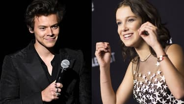Harry Styles, Millie Bobby Brown