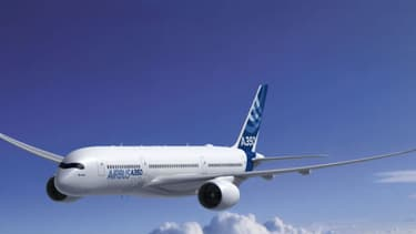 Le nouvel A350 sera peut-être présenté en vol au Bourget