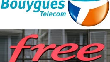Free pourrait finalement profiter du rachat de Bouygues Telecom.
