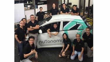 La startup pourrait développer la première voiture complètement autonome.