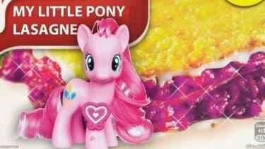 Les parodies de produits Findus sont nombreuses sur Internet avec des figures phares de la parodie comme les poneys.