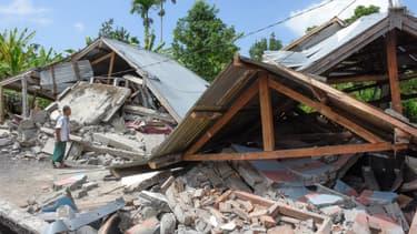Un séisme a frappé l'archipel indonésienne le 29 juillet
