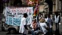 Les personnels hospitaliers sont appelés à manifester à Paris le 15 mai. (image d'illustration)