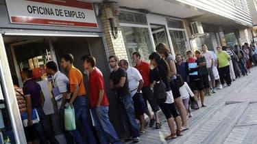 Le taux de chômage atteint 26,2% en Espagne