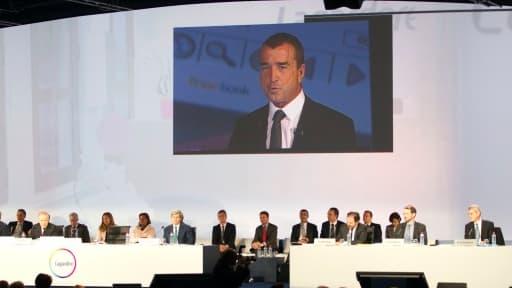 Lagardère envisage d'introduire ses 20% dans Canal Plus vers mi-2013