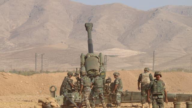 Armée libanaise. (Illustration)