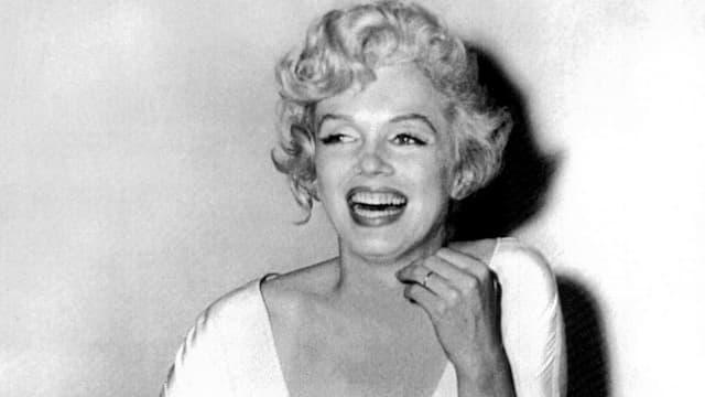 Marilyn Monroe, le 1er janvier 1962