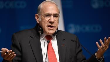 Angel Gurria, le secrétaire général de l'OCDE