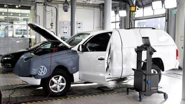 Volkswagen France est assigné en justice.