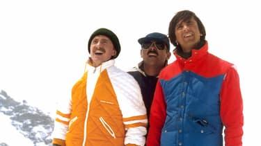 Extrait du film Les Bronzés font du ski.