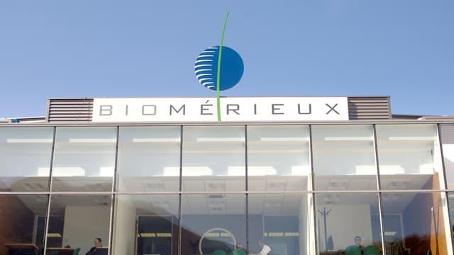 L'action bioMérieux a été dopée mercredi par les solides résultats semestriels du groupe de diagnostic in vitro