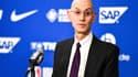 Adam Silver, le boss de la NBA
