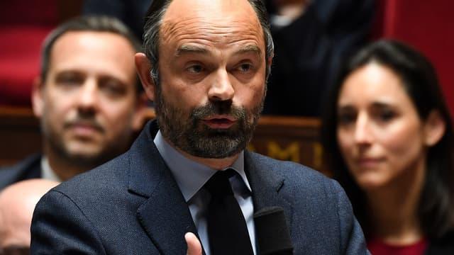 Edouard Philippe a reçu Jean-Paul Delevoye mardi soir, puis mercredi matin dans le cadre d'une réunion de travail du gouvernement sur le sujet des retraites.