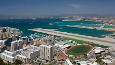 L'enclave britannique de Gibraltar pourrait subir des mesures de rétorsion de l'Espagne.