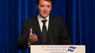 François Baroin appelle à une journée d'action le 19 septembre