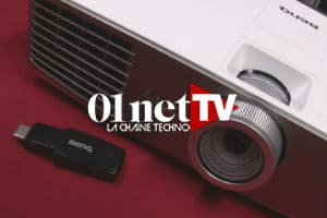 Découvrez BenQ W1500: le cinéma à la maison - 10/06