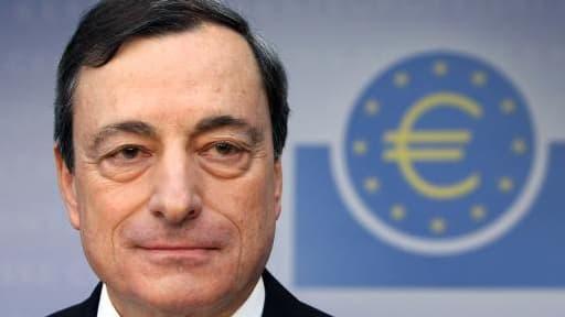 Mario Draghi a tenu à rassurer les observateurs, ce jeudi 6 février.