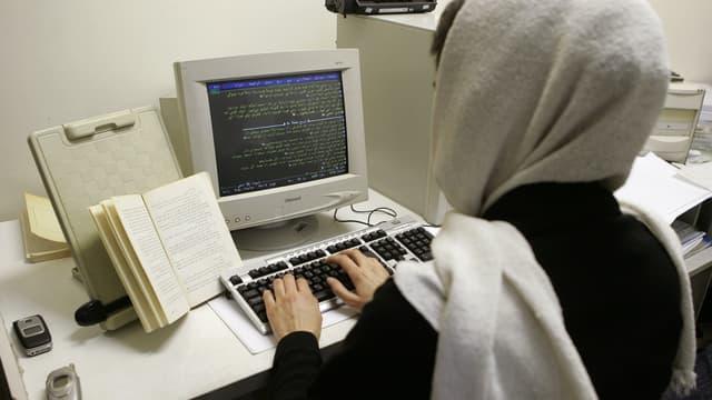Les femmes incitées au télétravail en Arabie Saoudite.