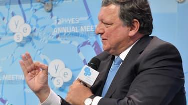 José Manuel Barroso est au centre d'une polémique pour avoir accepté un poste chez Goldman Sachs.
