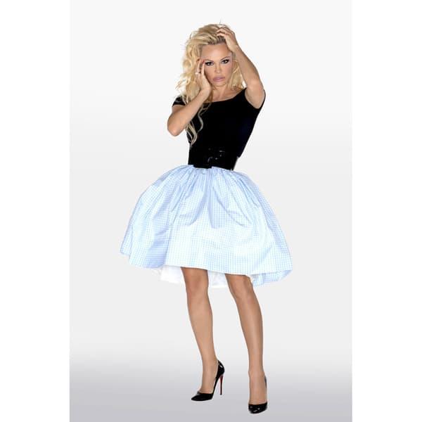 """Pamela Anderson pour l'émission """"Danse avec les stars"""""""