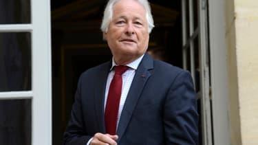 Jean-François Roubaud ne considère pas que le patron du Medef représente les PME.