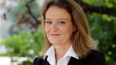 La députée Olivia Grégoire, nommée secrétaire d'Etat à l'Economie sociale, solidaire et responsable.