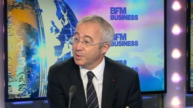 Luc Ourcel était l'invité de BFM Business ce 14 octobre.