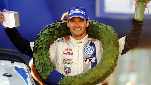Sébastien Ogier vainqueur du rallye de Finlande