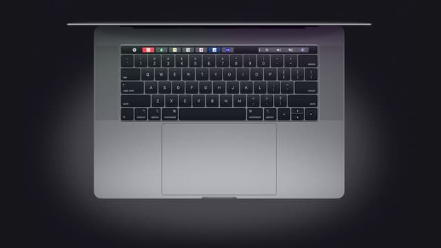 Le MacBook Pro d'Apple