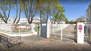 Le lycée Marcel-Cachin à Saint-Ouen.