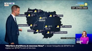 Météo Paris-Ile de France du 9 juin: Partiellement couvert
