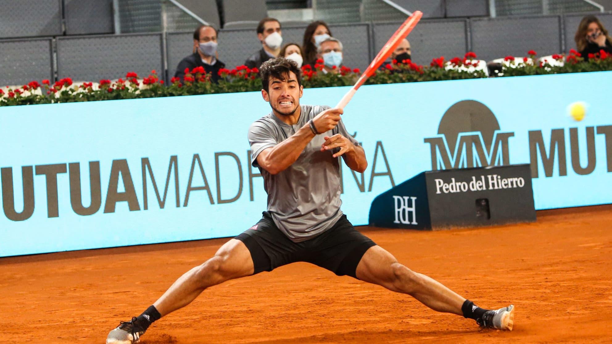 PRONOS PARIS RMC Le pari <b>tennis</b> d&#39;Eric Salliot du 7 mai <b>ATP</b> Madrid