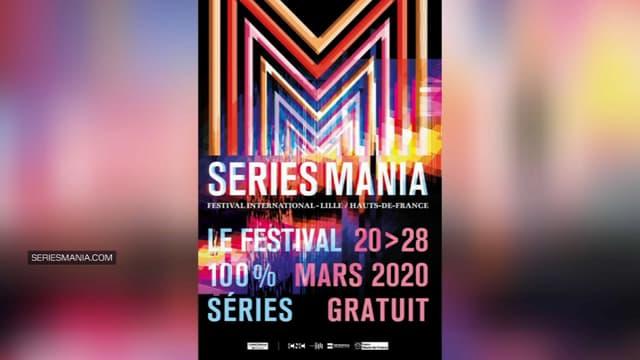 Le festival Séries Mania se tiendra du 20 au 28 mars.