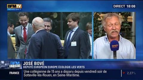 Crise grecque: la zone euro tient un sommet extraordinaire à Strasbourg