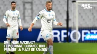 OM : Pour MacHardy et Piquionne, Cuisance doit prendre la place de Sanson