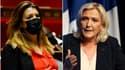 La candidate à l'Elysée veut faire du harcèlement de rue un délit, alors que c'est déjà le cas.