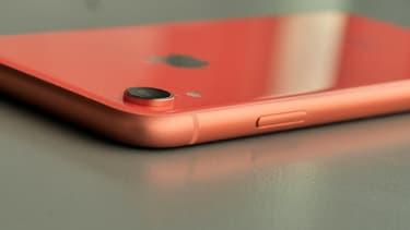L'Apple iPhone XR