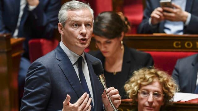 """Bruno Le Maire a affirmé que les députés s'exposaient à """"des critiques faciles"""""""