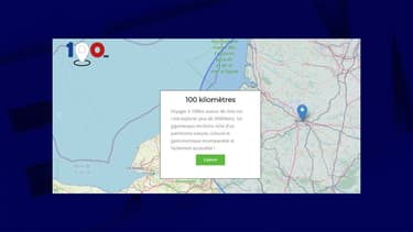 La carte n'est pour le moment disponible que dans les Hauts-de-France