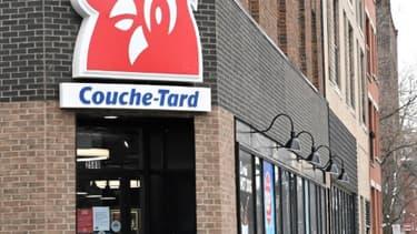 Une supérette Couche-Tard à Montréal, au Québec, le 13 janvier 2021