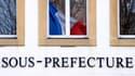 Le fronton de la sous-préfecture de Thionville en 2013 (illustration)