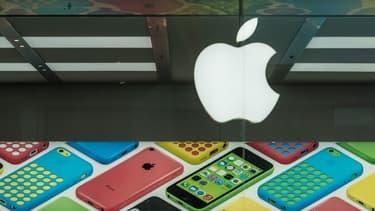 Apple est de loin la première entreprise cotée du monde.