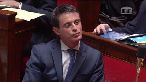 """Valls chez Ruquier: """"Pas la place du Premier ministre"""", selon le député Taugourdeau"""