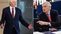David Davis et Michel Barnier vont mener les négociations sur le Brexit.