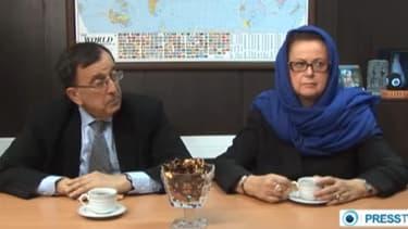 Dans une interview accordée à la chaîne iranienne Press TV, Christine Boutin et Jean-Claude Martinez ont vivement critiqué la politique intérieure et extérieure du président de la République français.