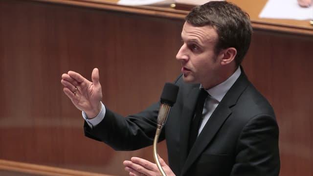 Emmanuel Macron réunira le Parlement en Congrès, à Versailles, le lundi 3 juillet. (Photo d'illustration)
