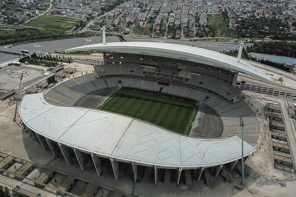 Le stade olympique Atatürk