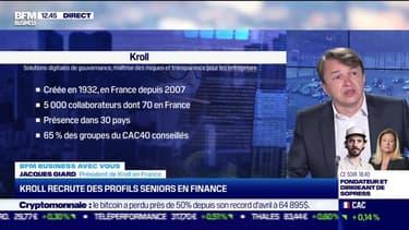 Vous recrutez : Kroll / Toucan Toco - 24/05