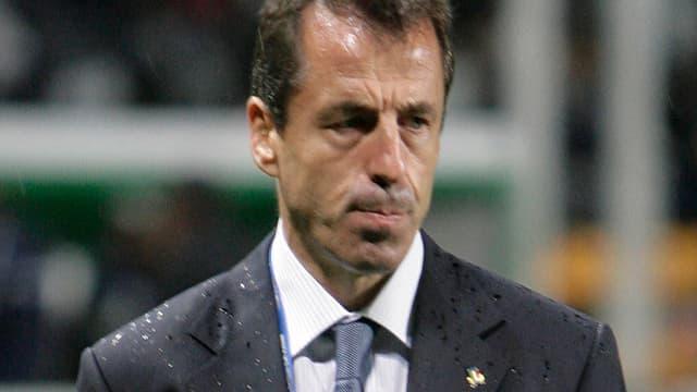 Le manager du Racing attend une réaction de ses hommes après le revers concédé à Montpellier