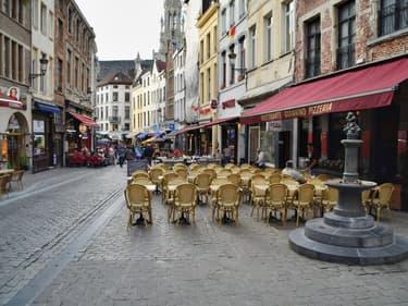 Quelques bars à Bruxelles (Photo d'illustration)